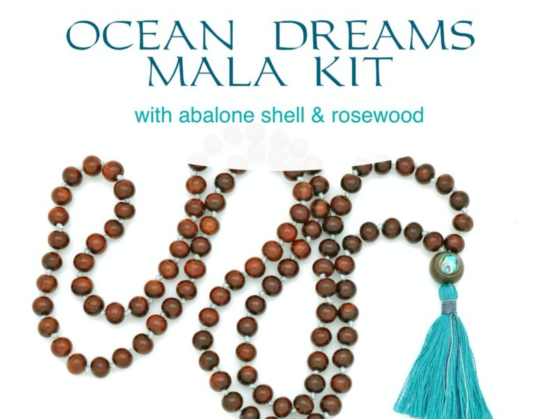 Abalone Ocean Dreams Mala Kit