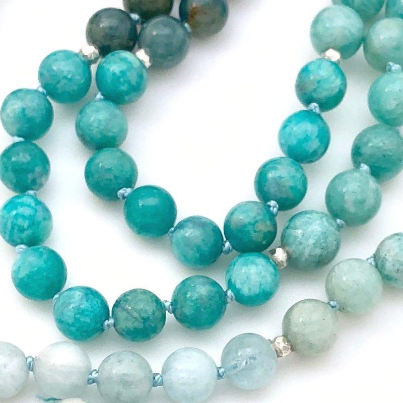 Save the Elephants mala beads