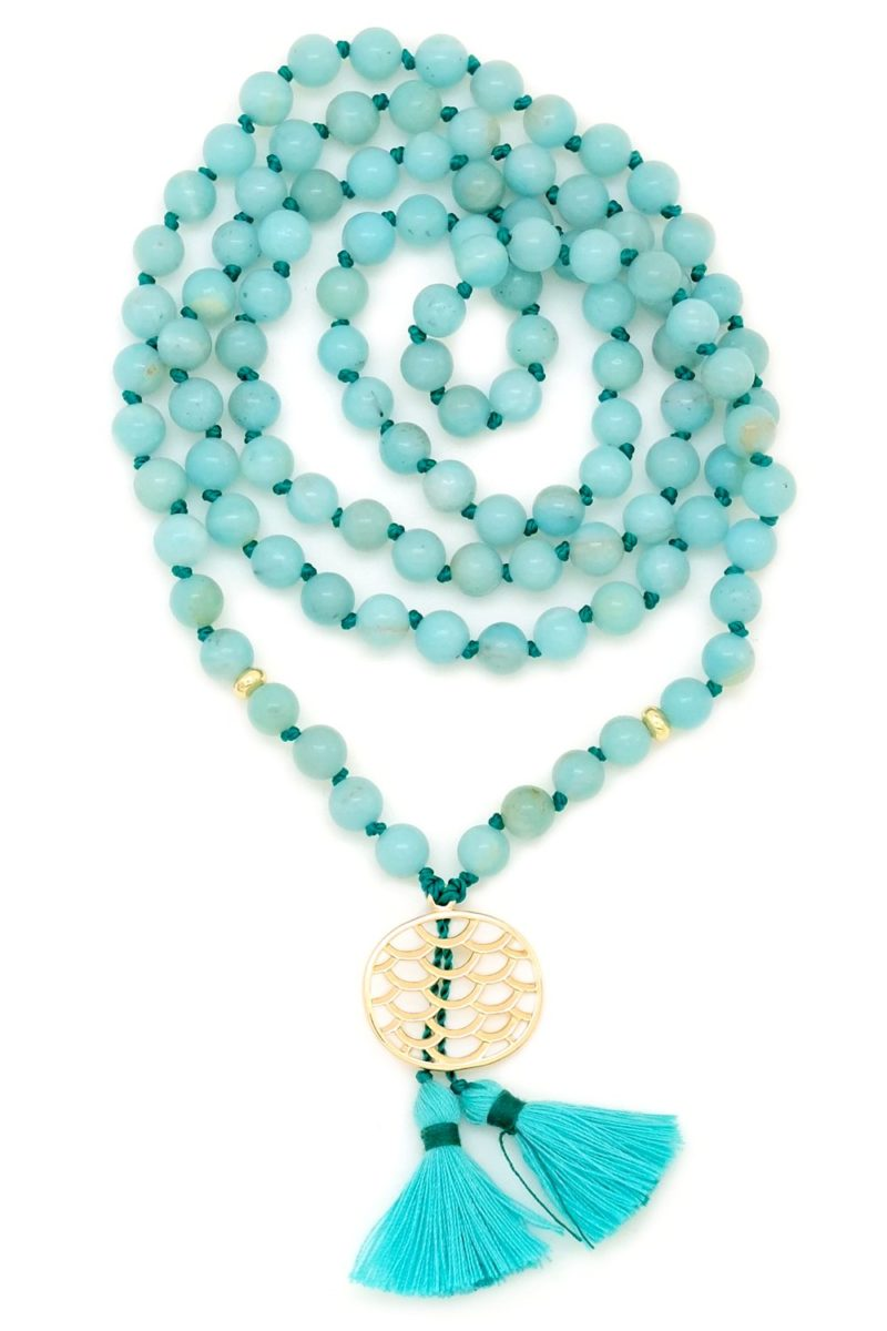 Mermaid Prayer Beads Mala