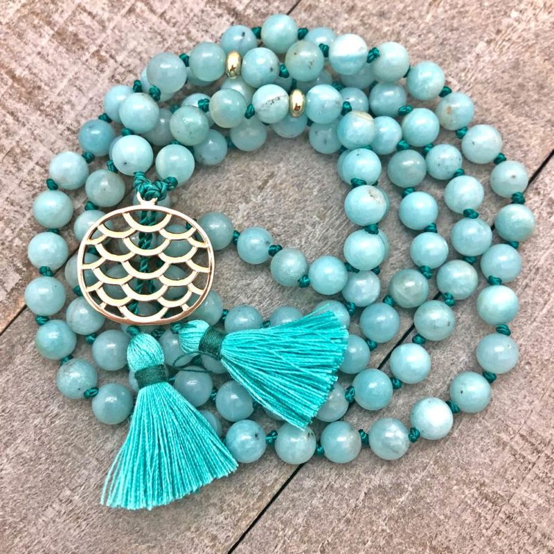 Mermaid Prayer Beads