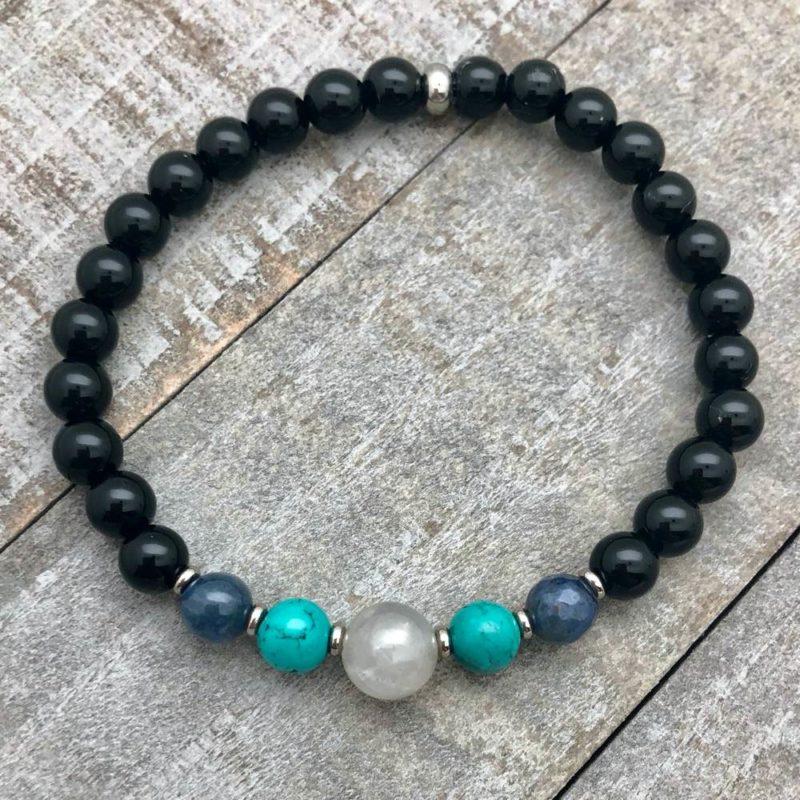aurora gemstone bracelet