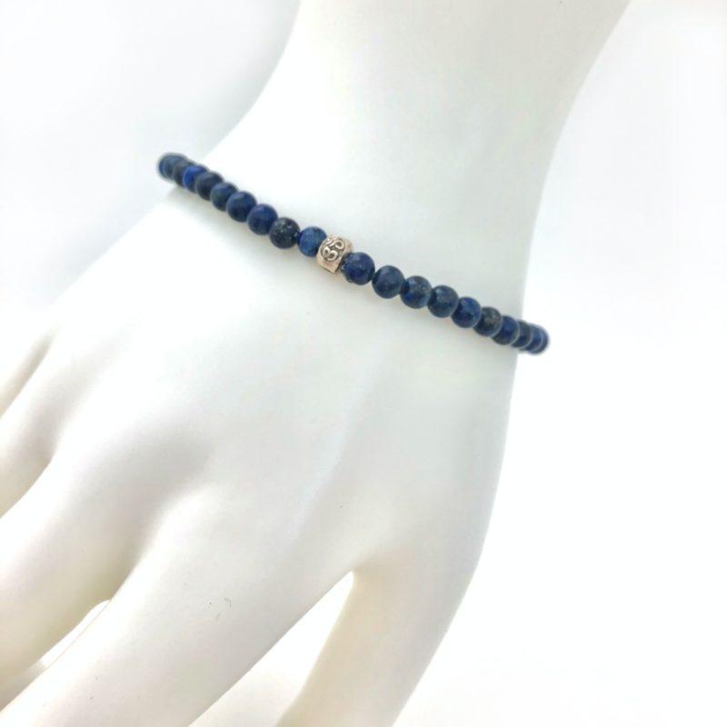 petite lapis om bracelet