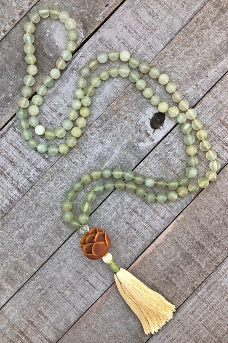 Prosperity Lotus Mala 1