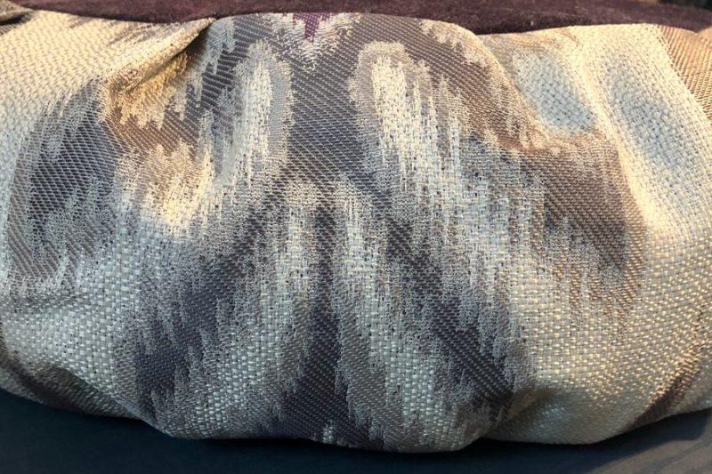 Purple Meditation Cushion 3