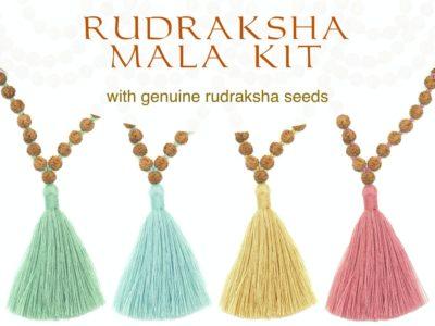 rudraksha mala kit
