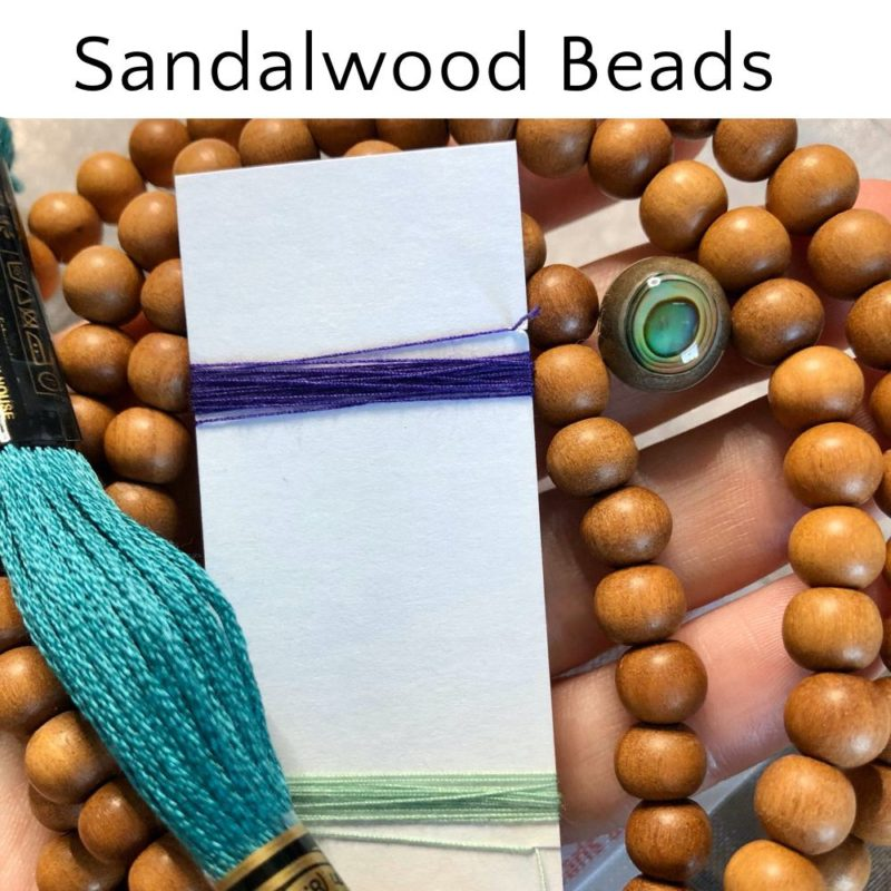 sandalwood ocean dreams mala kit