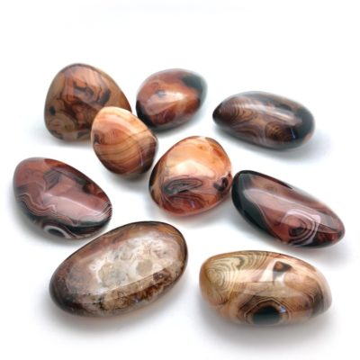 sardonyx palm stone for alter